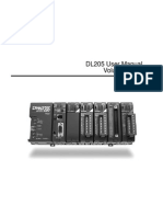 DL205 User Manual Vol1