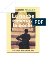 Mallea, Eduardo - La noche enseña a la noche [doc].doc