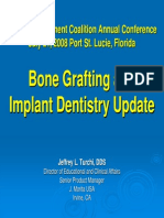 DMC- Bone Grafting Materials and Implant UpdateComp