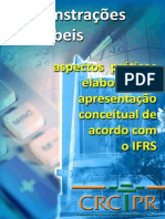 Demonstrações Contábeis (Bp, Dre, Dmpl, Dlpa, Dfcd, Dfci, Dva)