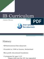 IB Curriculum