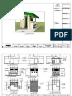 Toilet Plan 3 unit