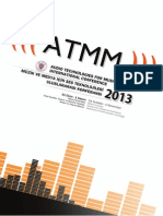 ATMM 2013 Program Booklet