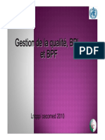 Communication BPF
