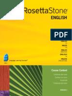 English (American) - Level 1