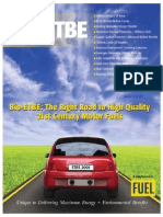 Dr Michael Bennett Bio-ETBE the Right Road to High Quality 21ST Century Motor Fuels 2012-08-23 TN-66889