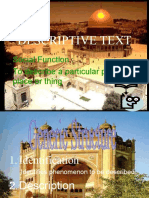 What Is A Descriptive Text Noun Object Grammar