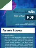 Minicurso Semana Letras UFV