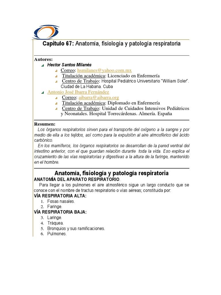 Capitulo 67.Docx Neumologia