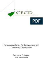 nj center for empowerment and community development  vision 2014