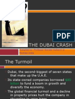 The Dubai Crash