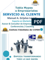 Servicio Al Cliente Manuel Grijalva