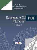 Educacao e Cultura Midiatica Volume II