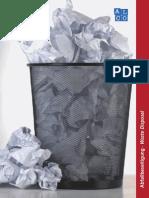 ALCO Geschaeftsausstattung Abfallbeseitigung