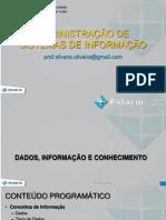 Asi_01 - Conceitos de Informação