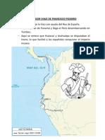 El Tercer Viaje de Francisco Pizarro