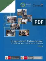 1) Diagnostico de Seguridad y Salud en El Peru