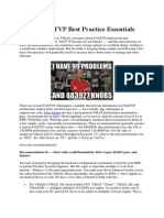 VMAX FASTVP Best Practice Essentials
