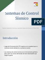 Sistemas de Control Sísmico