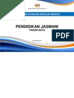 Dokumen Standard Pen. Jasmani Tahun 1