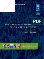 Www.undp.Org Content Dam Undp Library Democratic Governance Electoral Systems and Processes SP UN-Youth Guide-LR