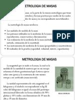 Metrologia de Masas (1)