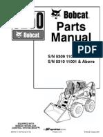 BOBCAT PARTS LIST.pdf
