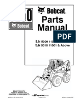 Bobcat skidsteer service repair manual | Internal Combustion Engine