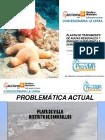 Planta de Tratamiento de Aguas Residuales y Emisario Submarino La Chira