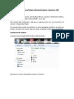Manual Técnico Sistema Administrativo Papelería ABC
