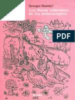 Los Dioses Soberanos de Los Indoeuropeos Dumezil