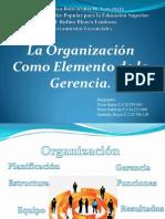 Diapositivas de Gerencia