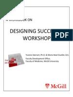 Designing Workshops Workbook