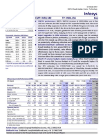 Infy Research Report