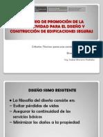 CONSTRUCCION ANTISISMICA