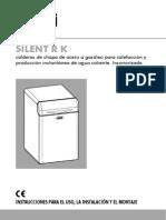 Manual Tecnico Silent R K