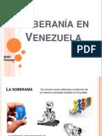 Soberania Venezuela