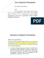 Dynamic Analysis Procedure - 259 lecture.pptx