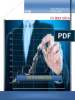 Latest-News-Of-Stock-Market-And-Free-Trading-Tips-By-The-Equicom-Research-23-july -2014