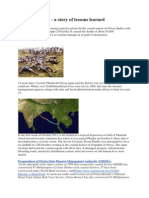 Cyclone Phailinn-how Orissa was disaster ready