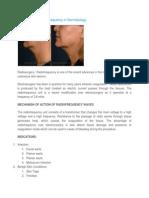Radiosurgery - Radiofrequency in Dermatology