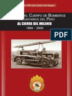 Libro Historia de Los Bomberos AL CIERRE DEL MILENIO