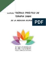 Curso Teorico Practico de Terapia Sabai