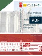 Design, Technology and Refurbishment_congreso Santander 2010