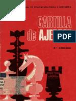 Cartilla Ajedrez Toran 1971