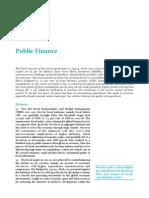 3.Public Finance
