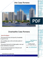 Dwarkadhis Casa Romana Sector 22 Dharuhera