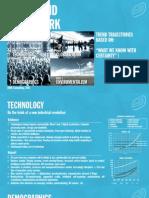 Megatrend Framework July 2014 v4