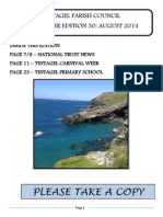Newsletter 30 August 2014