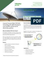 SolarBeam 7M Datasheet 1NC